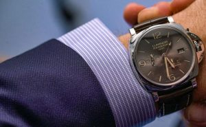 The excellent watches replica Panerai Luminor Due PAM00944 are designed for men.