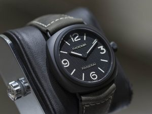Equipped with calibers OP X, the reliable replica Panerai Radiomir PAM00643 have 56 hours power reserve.