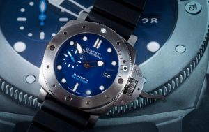 The durable copy Panerai Luminor Submersible 1950 BMG-TECH™ PAM00692 watches are made from BMG-TECH™.