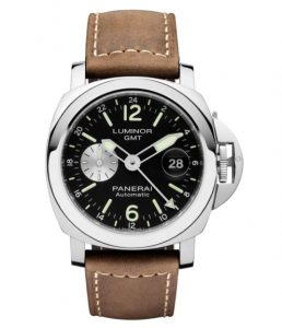 The reliable replica Panerai Luminor PAM01088 watches with dual time zone can help the men have better controls of the time.