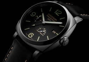 The sturdy copy Panerai Radiomir 1940 PAM00628 watches are made from stainless steel.
