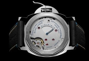 The reliable fake Luminor PAM00796 watches have 8 days power reserve.