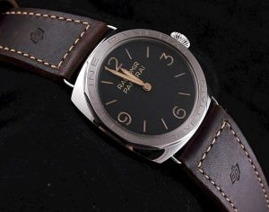 The fine fake Panerai watches are made from stainless steel.