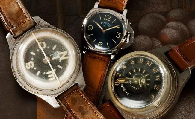 Panerai created the practical instruments in the early days for the navy.