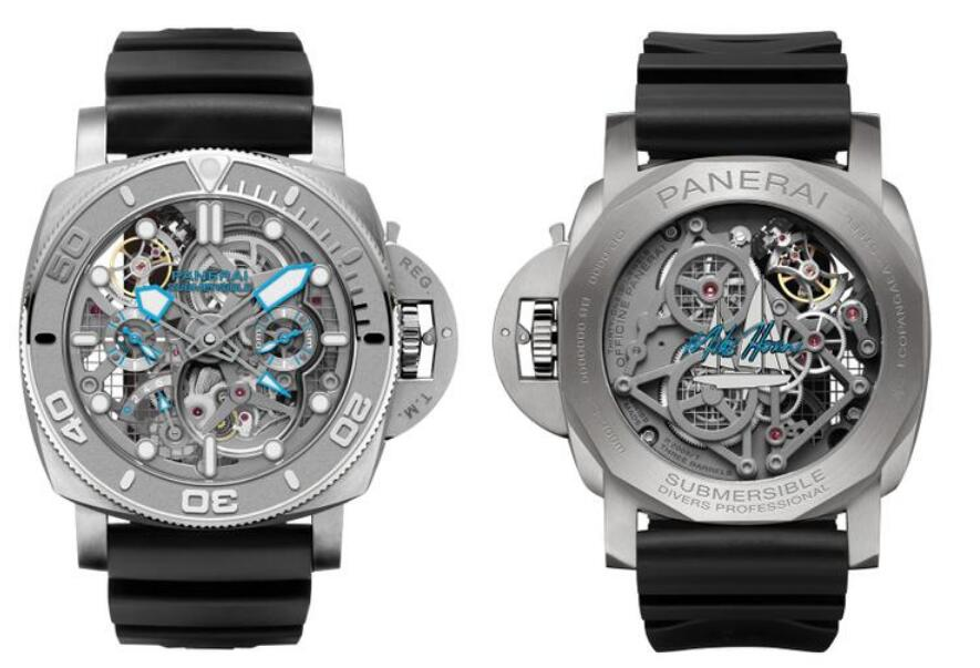 Swiss duplication watches are amazing for the skeleton design.