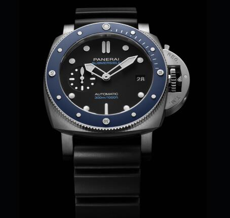The Panerai Submersible has attracted numerous professional divers.