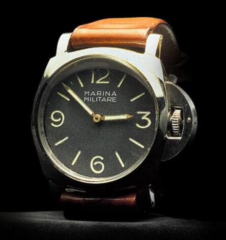 The iconic features of Panerai Luminor have been retained for many years.