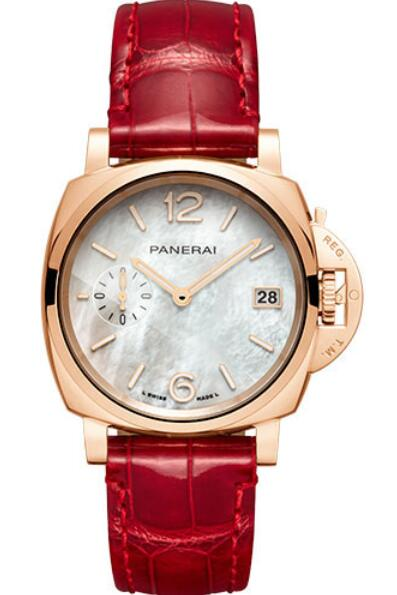 AAA replica watches are attractive for ladies with the mother-of-pearl dials.